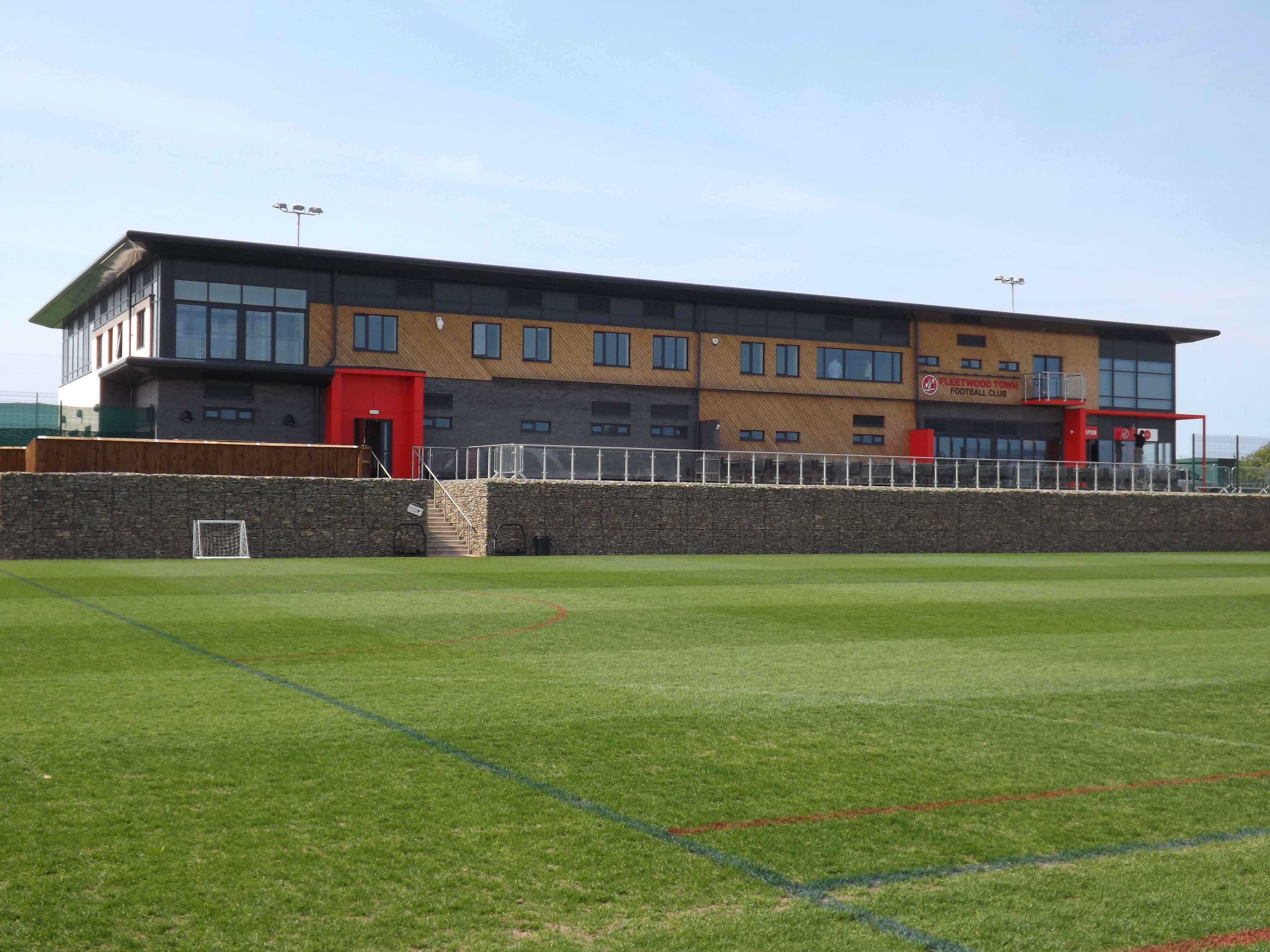 Fleetwood Town FC, North West England